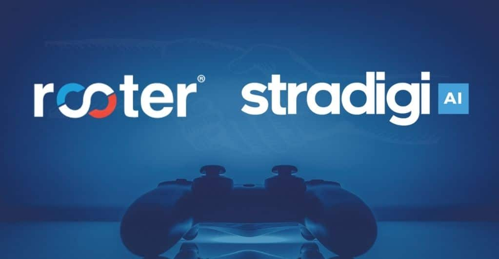 Rooter Joins Hands with Stradigi AI for Enhanced User Experience