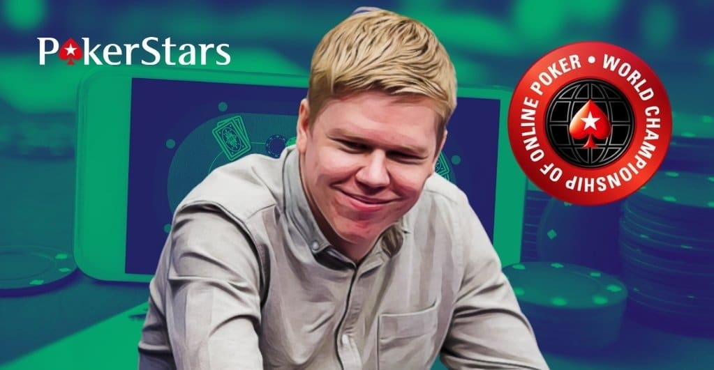 Ben Spragg Live Streams His 'World Championship of Online Poker' Win
