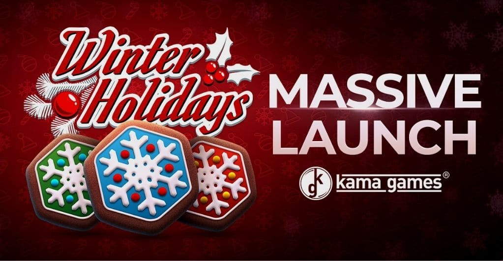 KamaGames Greets 2021 with Winter Holiday Marketing Campaign