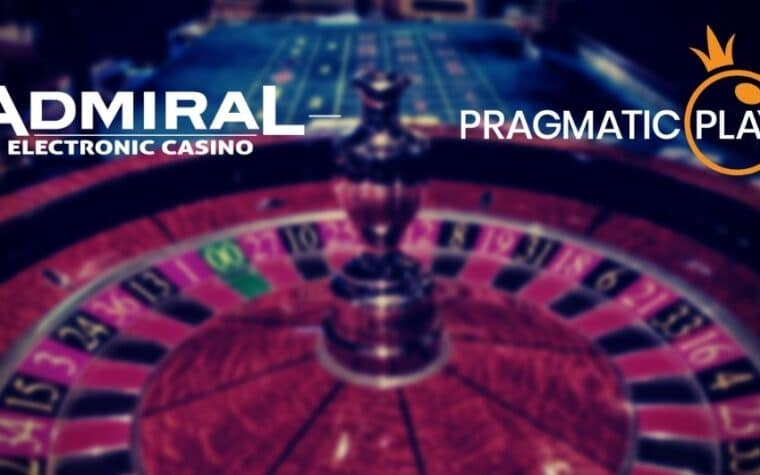 Pragmatic Play's Slots Portfolio Now Available with Admiral Casino