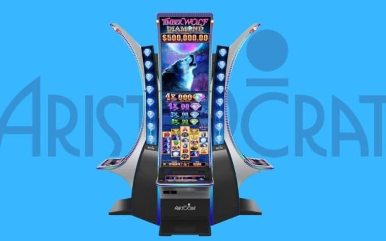 Timber Wolf Diamond™ Slot Game