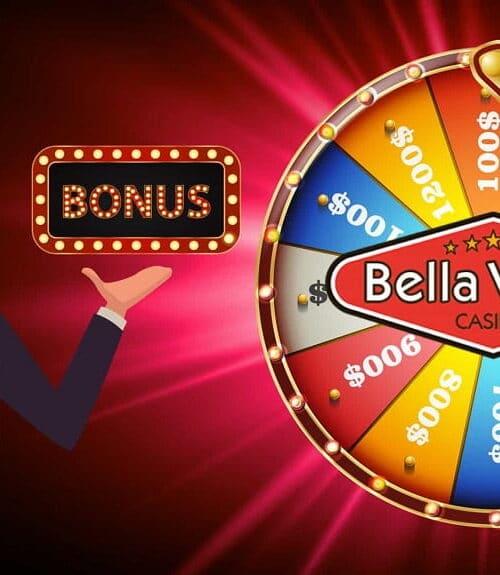 Earn Bonuses And Free Spins At Bella Vegas Casino