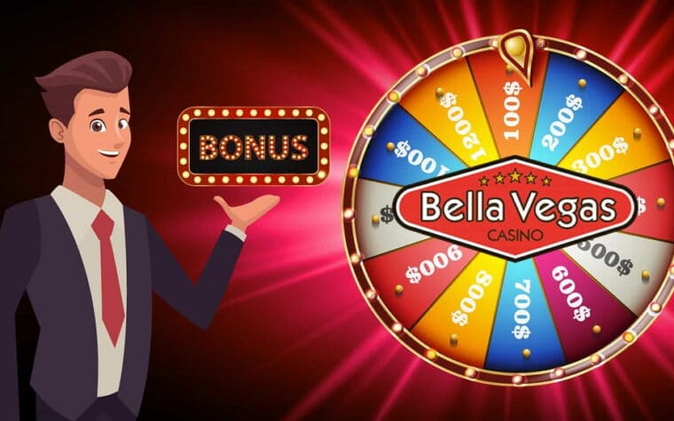 Earn Bonuses And Free Spins At Bella Vegas Casino