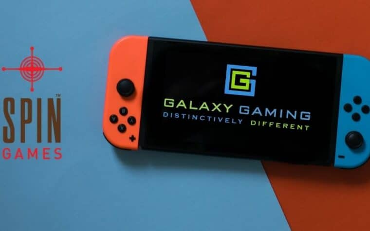 I-Gaming Content Licensing Agreement Spin Games and Galaxy Gaming