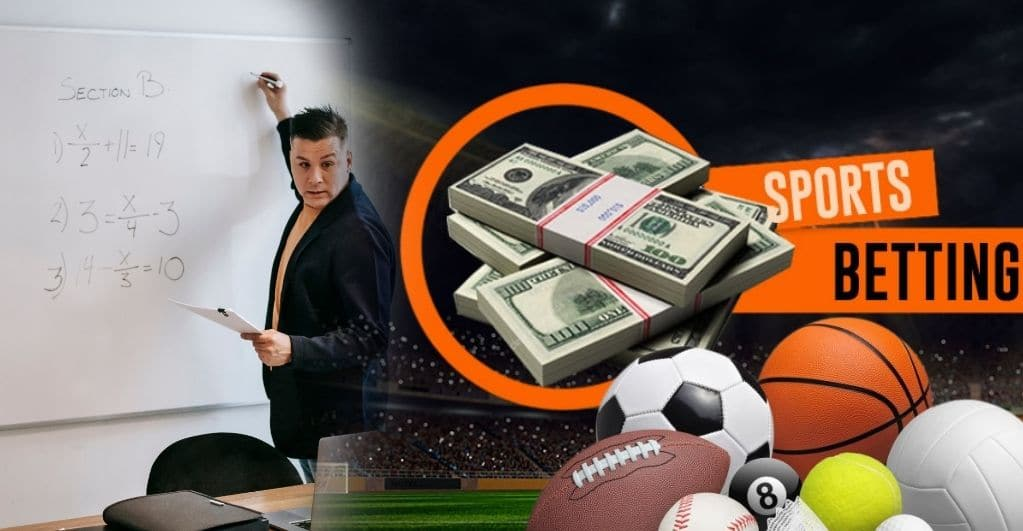 A Proposal to Finance Education Through Sports Betting Is Being Proposed
