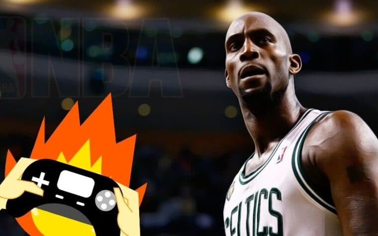 NBA Hall of Famer Kevin Garnett Sets Up the Gaming Society