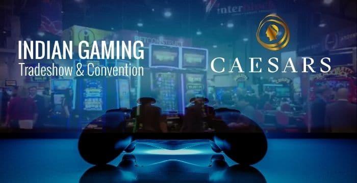 Indian Gaming Tradeshow Arrives at Caesars Forum, Las Vegas