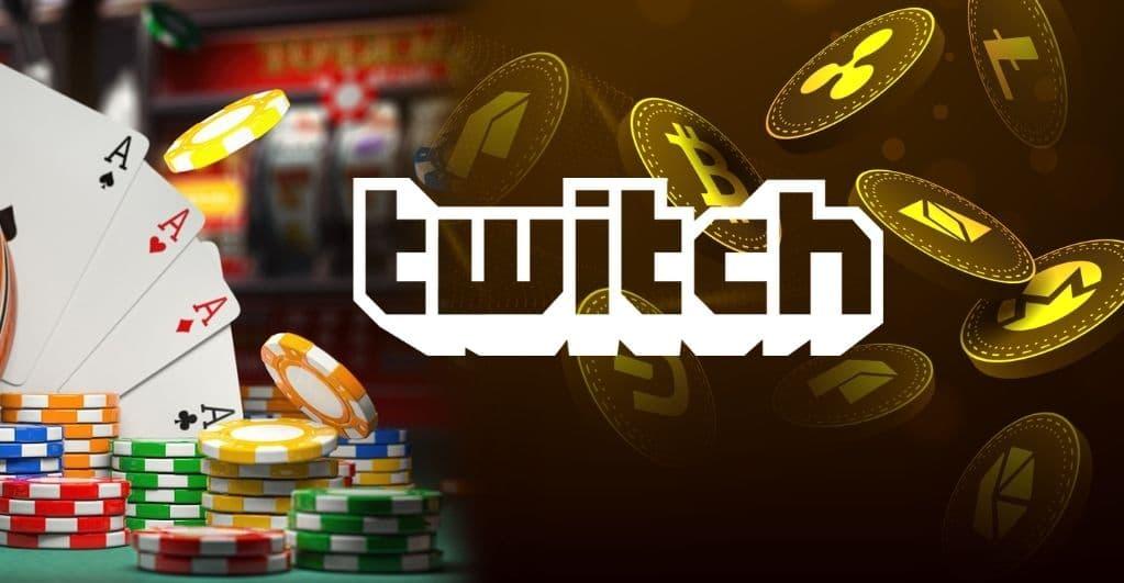 Twitch Streamers Earn Millions Amid Shady Crypto Gambling Boom
