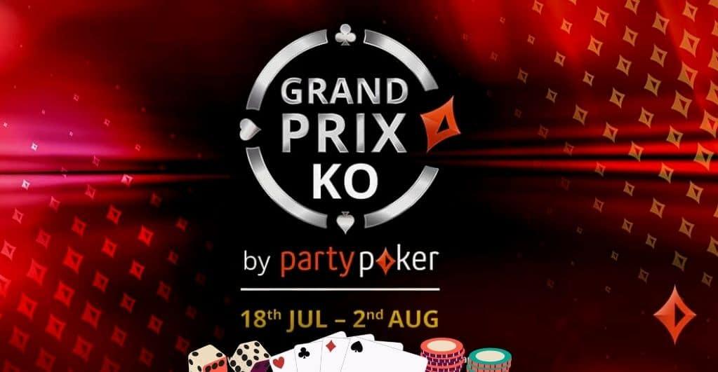 Sasa Lukovic Wins the Partypoker Grand Prix KO Main Event